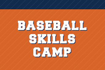 Baseball Skills Camp